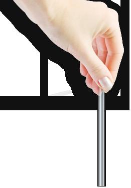 Straw Hand